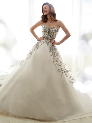 Vestido de Noiva - Y11709