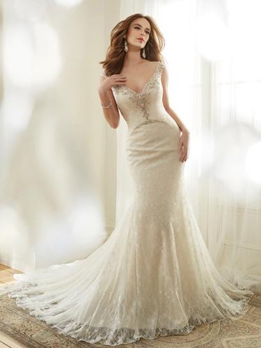 Vestido de Noiva - Y11710
