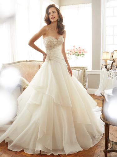Vestido de Noiva - Y11711