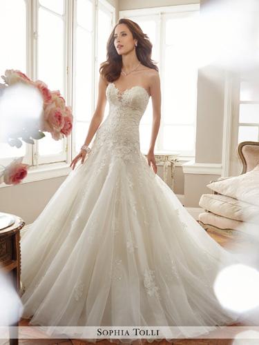 Vestido de Noiva - Y11715