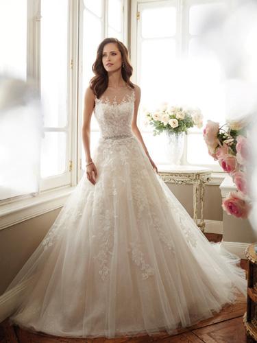 Vestido de Noiva - Y11719