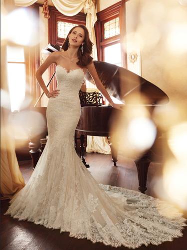 Vestido de Noiva - Y11728