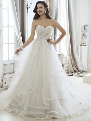 Vestido de Noiva - Y11867