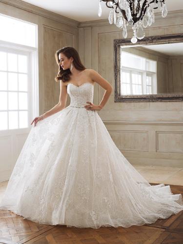 Vestido de Noiva - Y11868