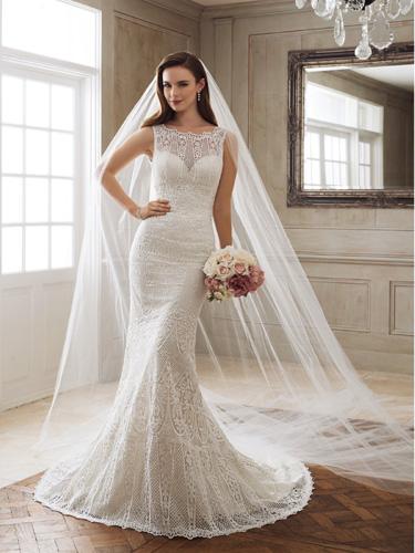 Vestido de Noiva - Y11869
