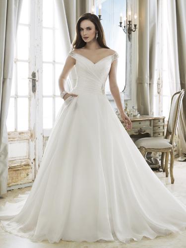 Vestido de Noiva - Y11873