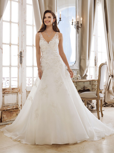 Vestido de Noiva - Y11874