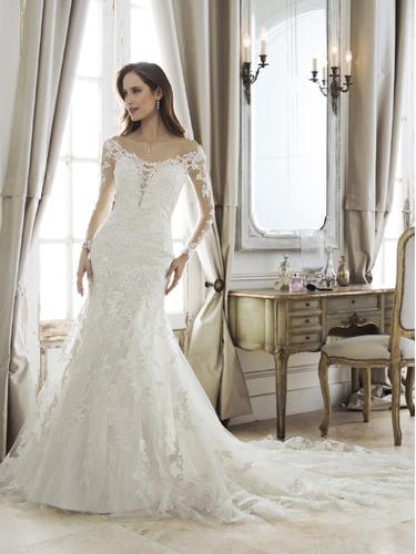 Vestido de Noiva - Y11876