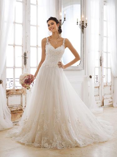 Vestido de Noiva - Y11877
