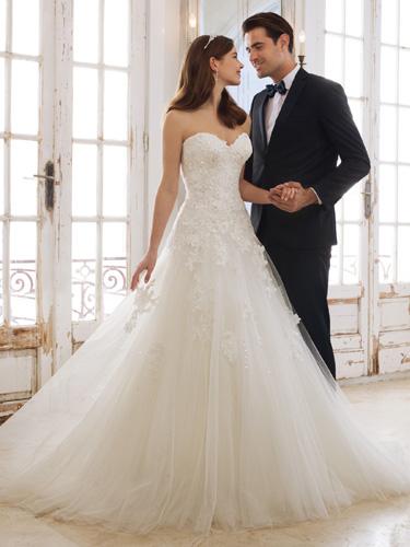 Vestido de Noiva - Y11881