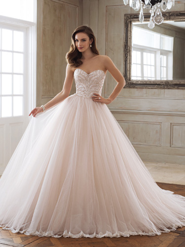 Vestido de Noiva - Y11891