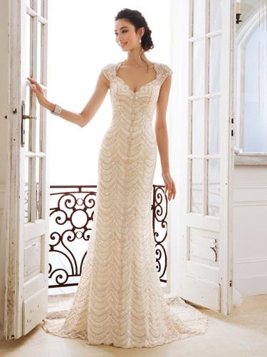 Vestido de Noiva - Y11892