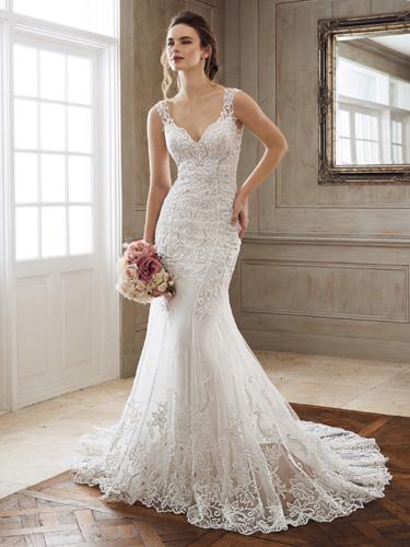 Vestido de Noiva - Y11896