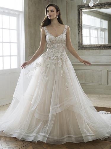 Vestido de Noiva - Y11898