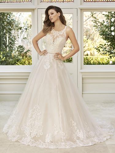Vestido de Noiva - Y11948