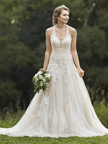 Vestido de Noiva - Y11963