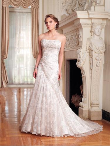 Vestido de Noiva - Y1901