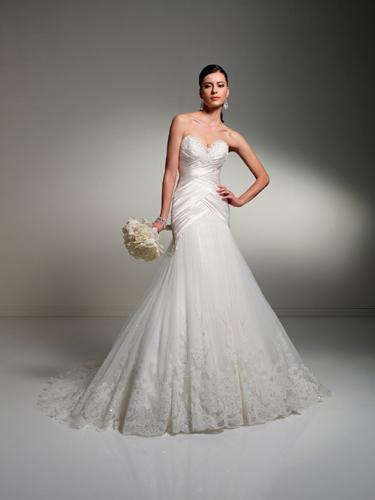 Vestido de Noiva - Y21256