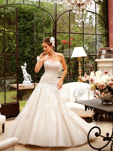 Vestido de Noiva - Y21360