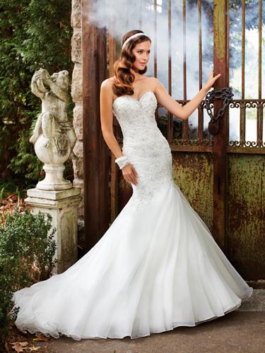 Vestido de Noiva - Y21365