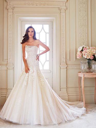 Vestido de Noiva - Y21430
