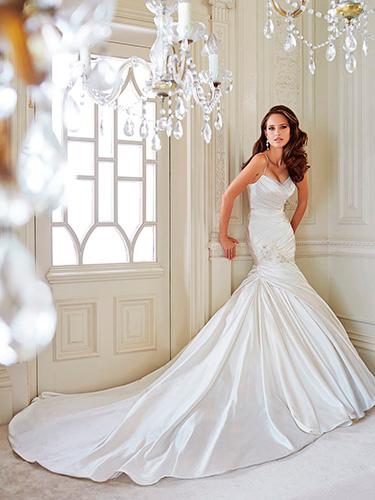 Vestido de Noiva - Y21433