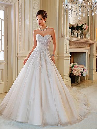 Vestido de Noiva - Y21434