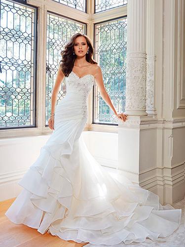 Vestido de Noiva - Y21437
