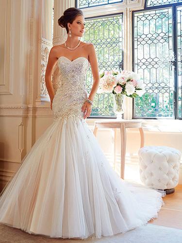 Vestido de Noiva - Y21448