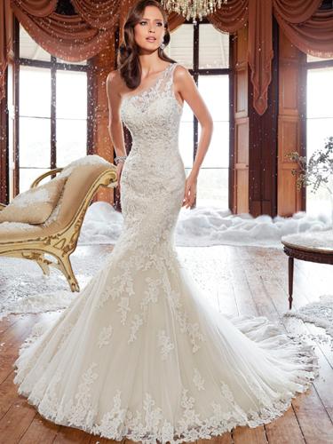 Vestido de Noiva - Y21501