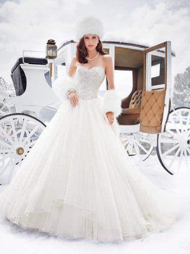 Vestido de Noiva - Y21506