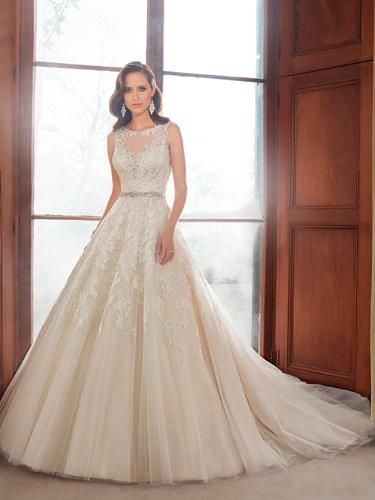 Vestido de Noiva - Y21520