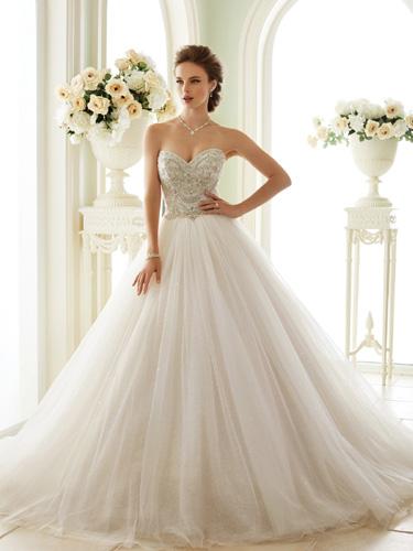 Vestido de Noiva - Y21663