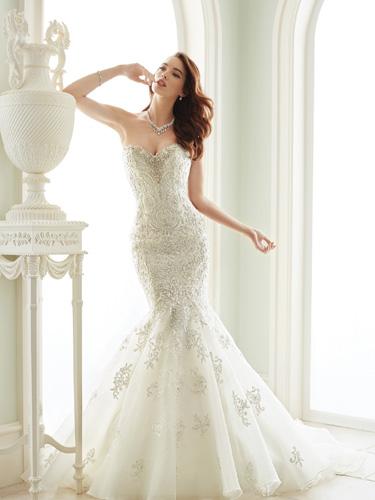 Vestido de Noiva - Y21664