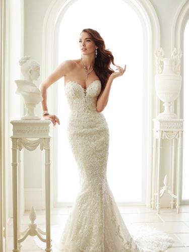Vestido de Noiva - Y21671
