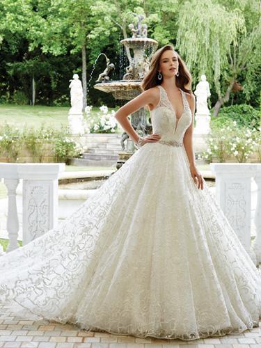 Vestido de Noiva - Y21675