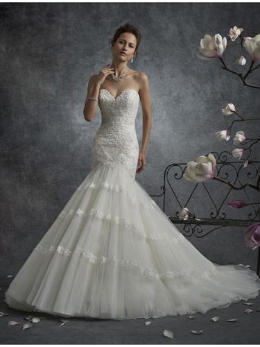 Vestido de Noiva - Y21737