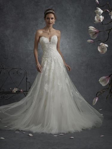 Vestido de Noiva - Y21759