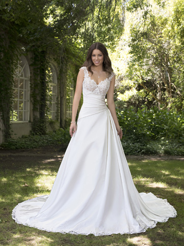 Vestido de Noiva - Y21814