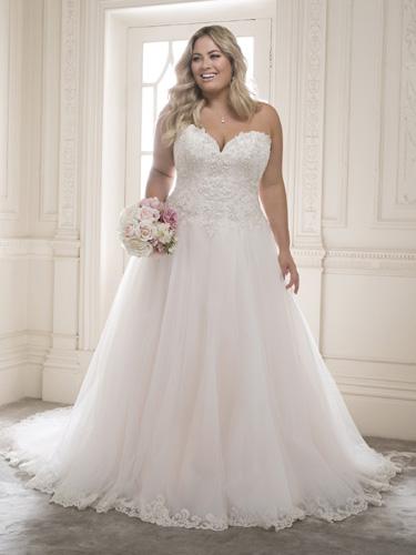 Vestido de Noiva - Y21816