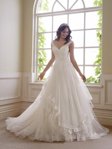 Vestido de Noiva - Y21824