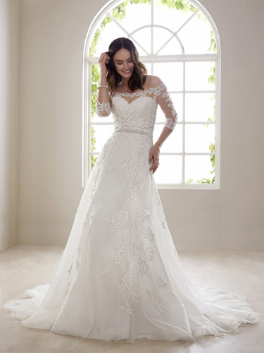 Vestido de Noiva - Y21827