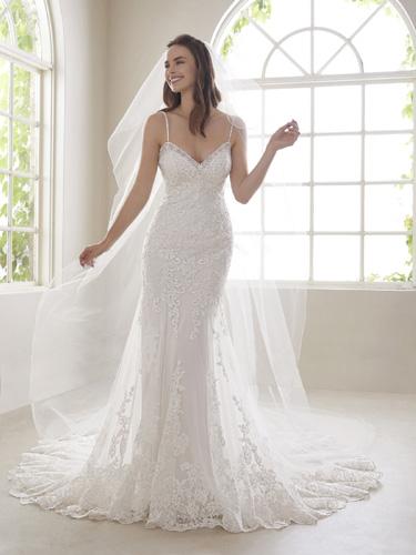 Vestido de Noiva - Y21833