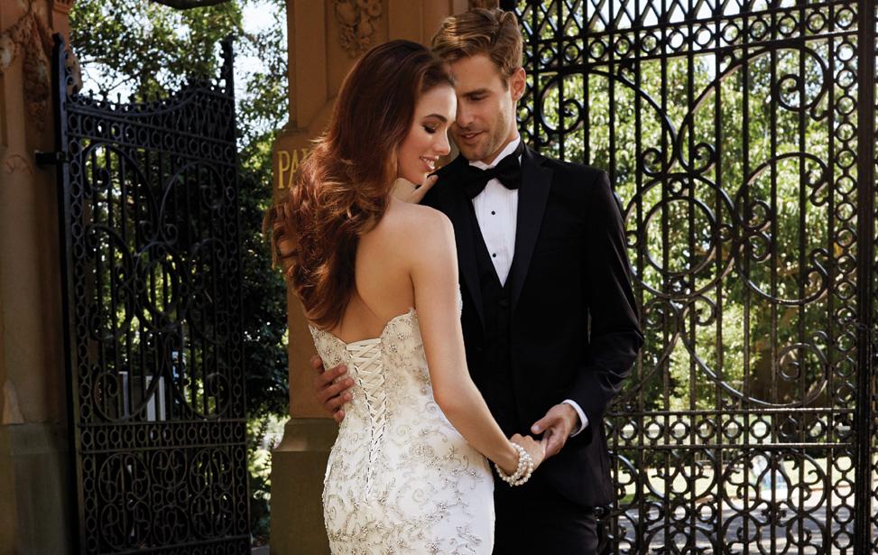 Vestido de Festa - Tutti Sposa