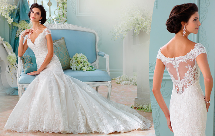 Tutti Sposa - Coleção David Tuttera for Mon Cheri Bridal